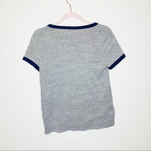 Old Navy Tops - Old Navy Summer Fun Ringer Tee Size Medium